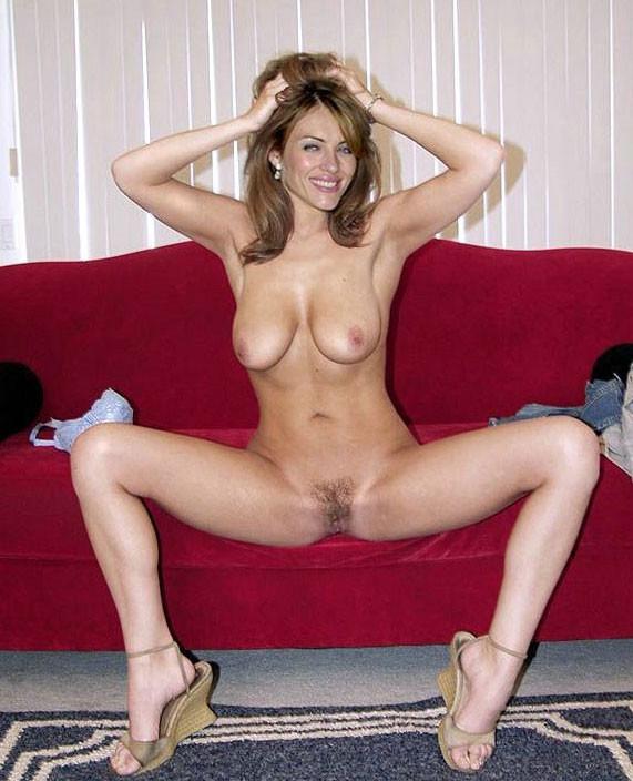 Elizabeth hurley nude bush