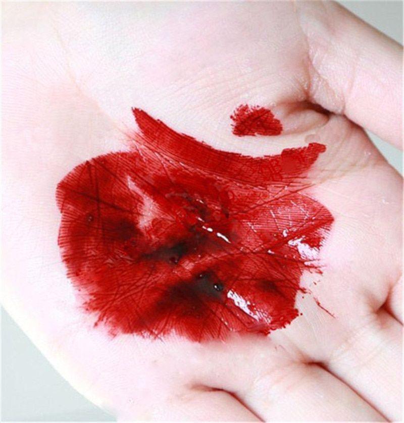 Cock christine hymen blood