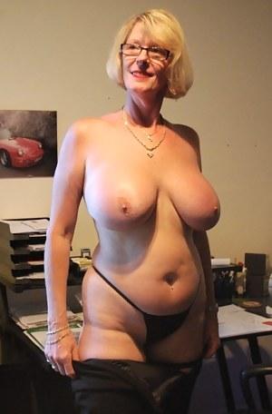 Xxx large breast granny