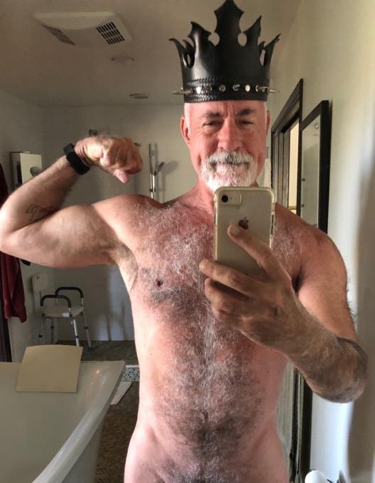 Nude dick bear daddy