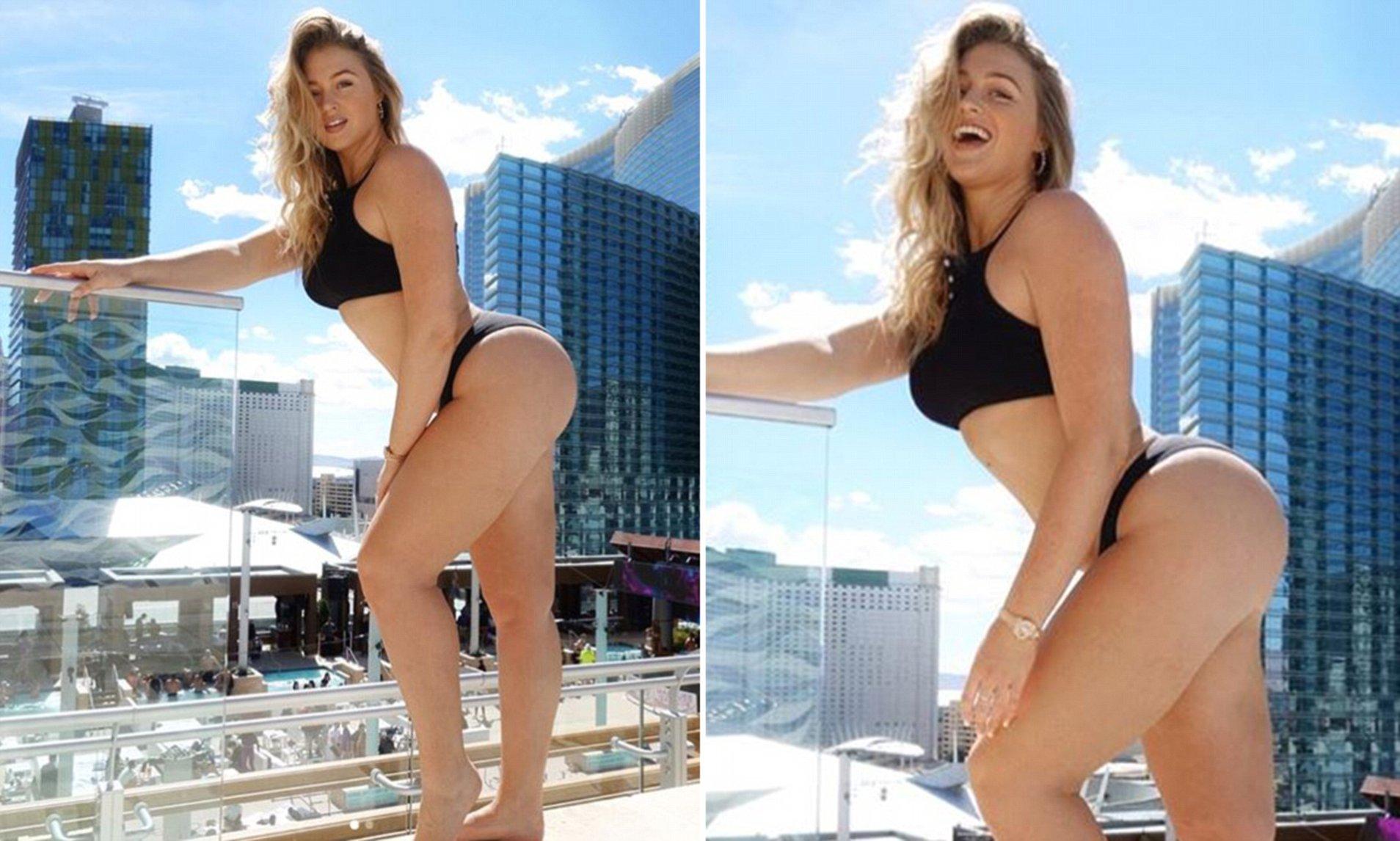 Mature big hips ass butt