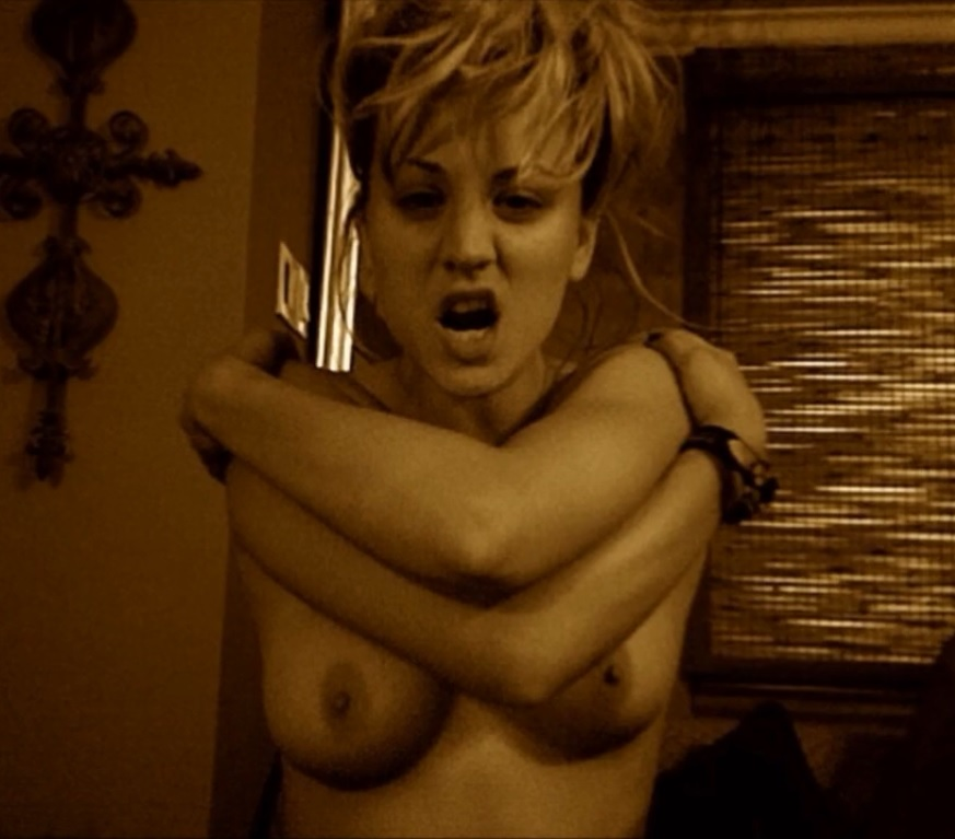 Kaley cuoco leaked nude photos of celebrities