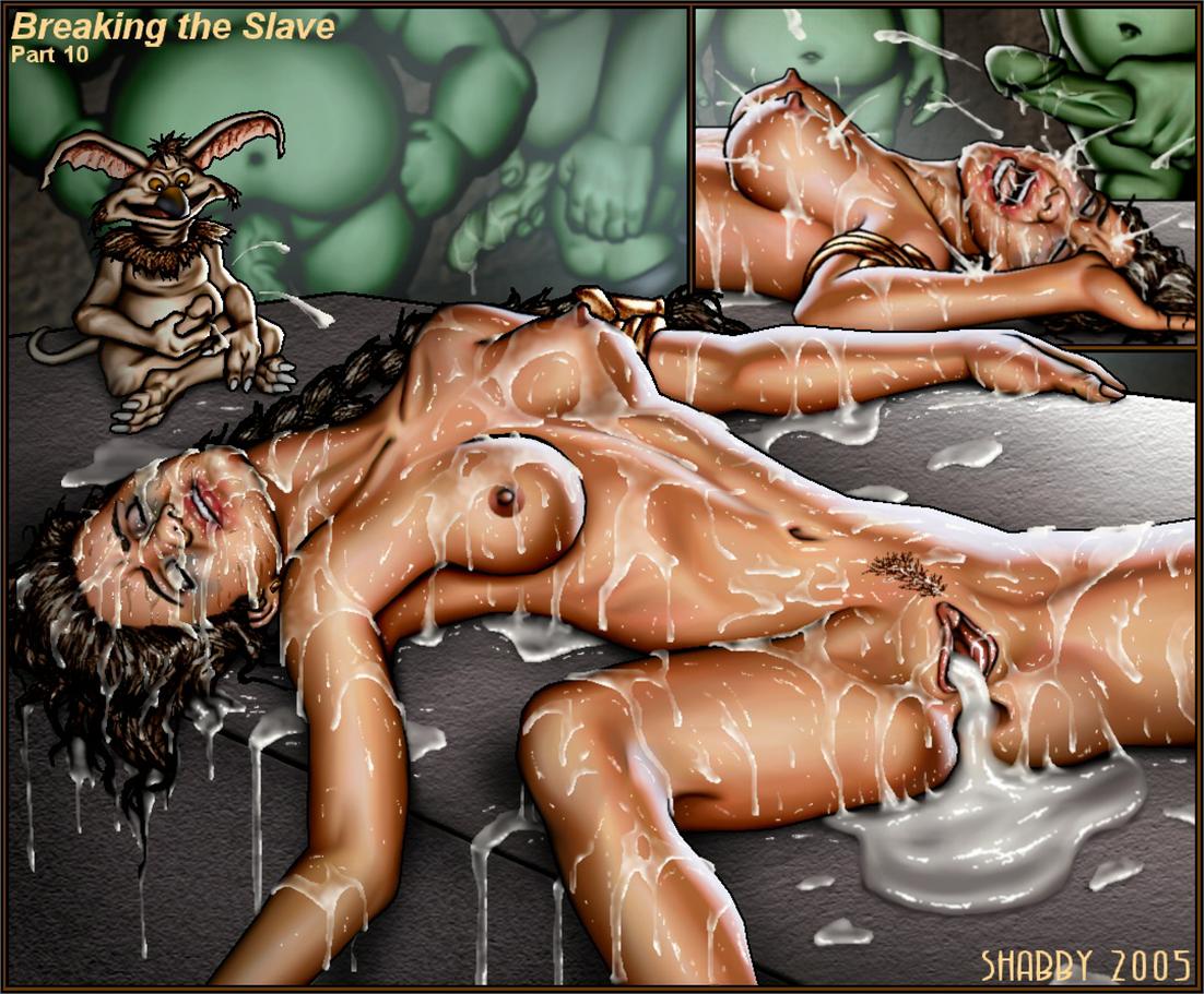 Princess leia porn cartoon