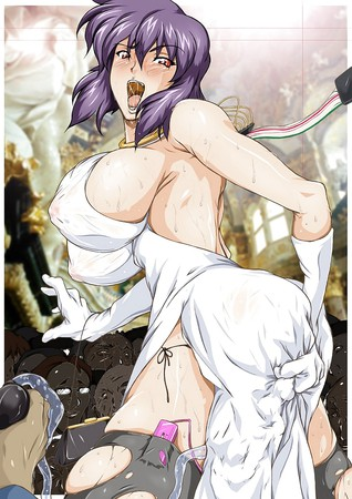 Ghost in the shell hentia
