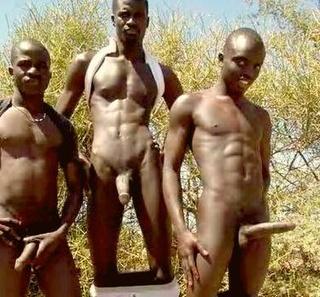 Hd tribal african porn pics