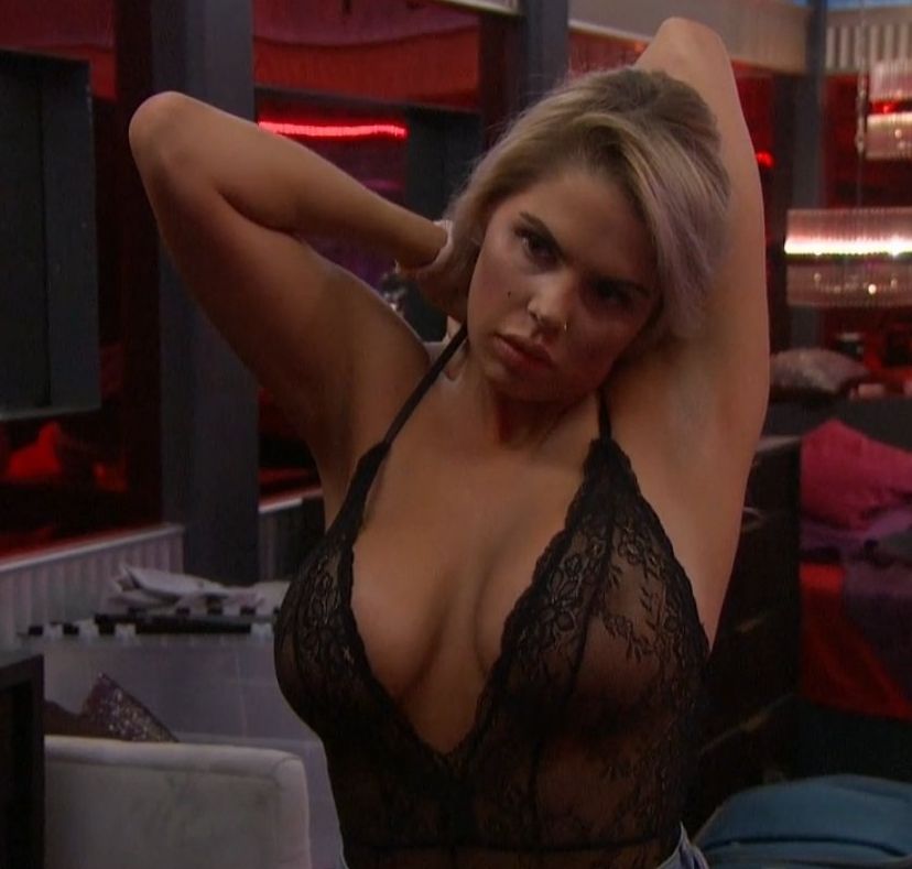 Big brother nude boobs