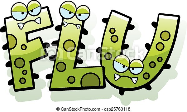 Germs cartoon bugs clip art graphics images