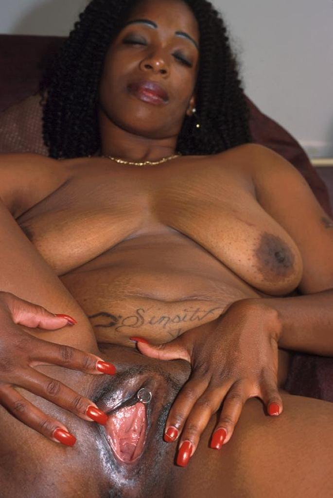 Thick beautiful black women nude pussy