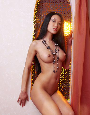 Perfect asian nude sex
