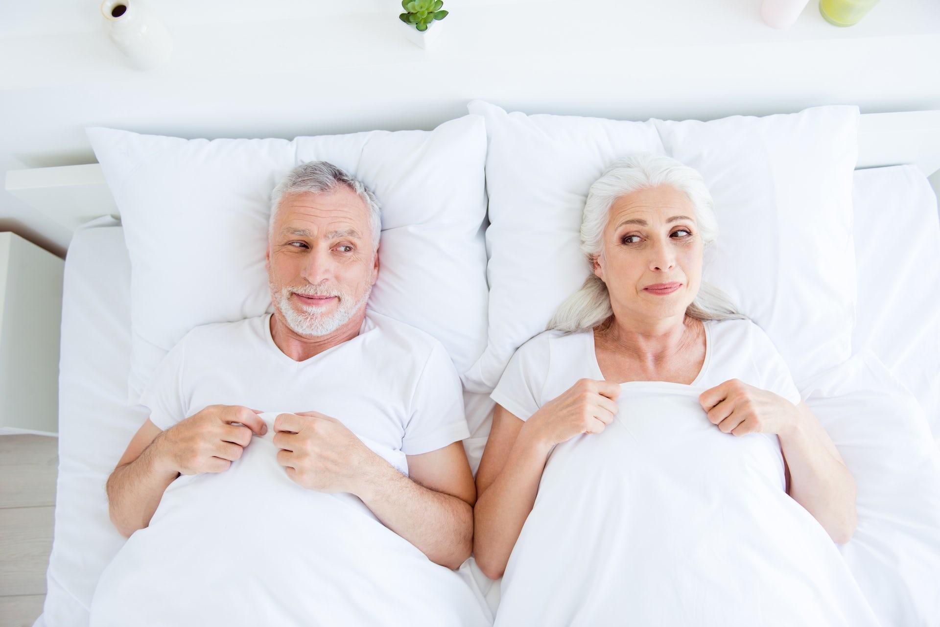Do you ladies enjoy sex after 60