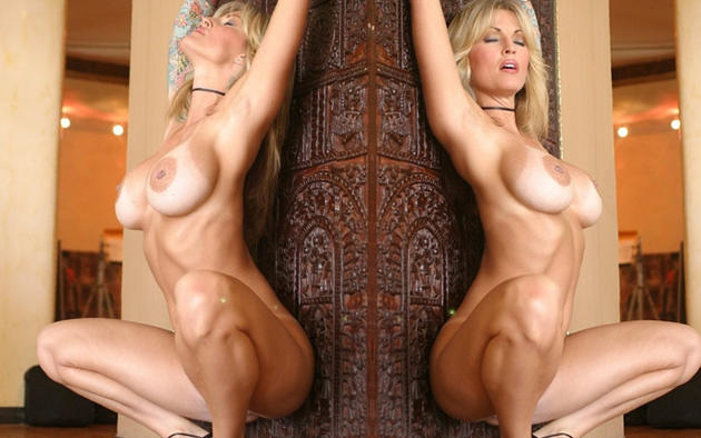 Janine lindemulder boobs nude
