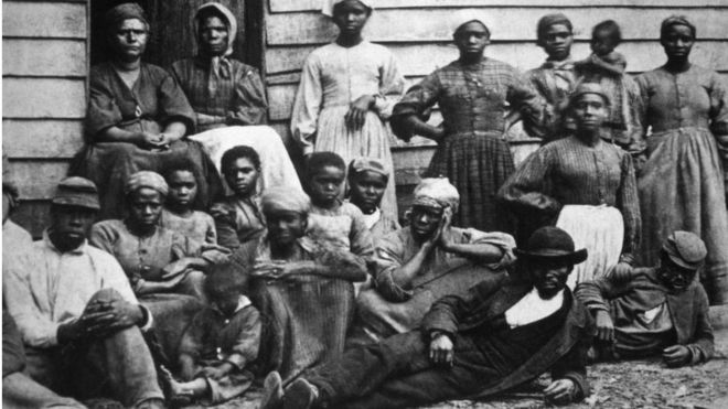 White wife black owned slaves
