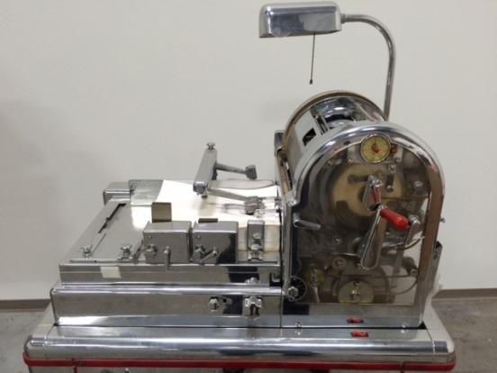 Ab dick plate processor