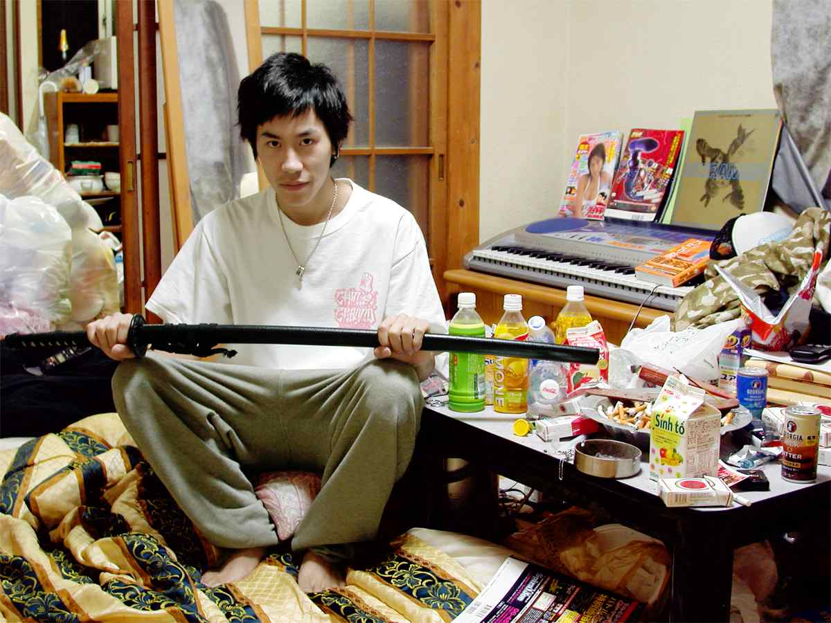 Mann japan teen babe slowly
