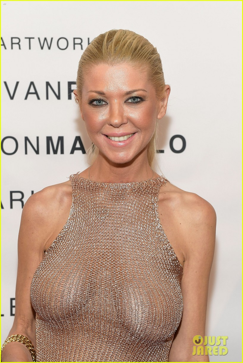 Tara reid see through