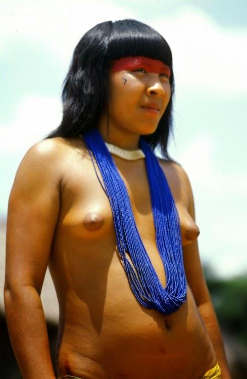 Amazon tribal girls pussy