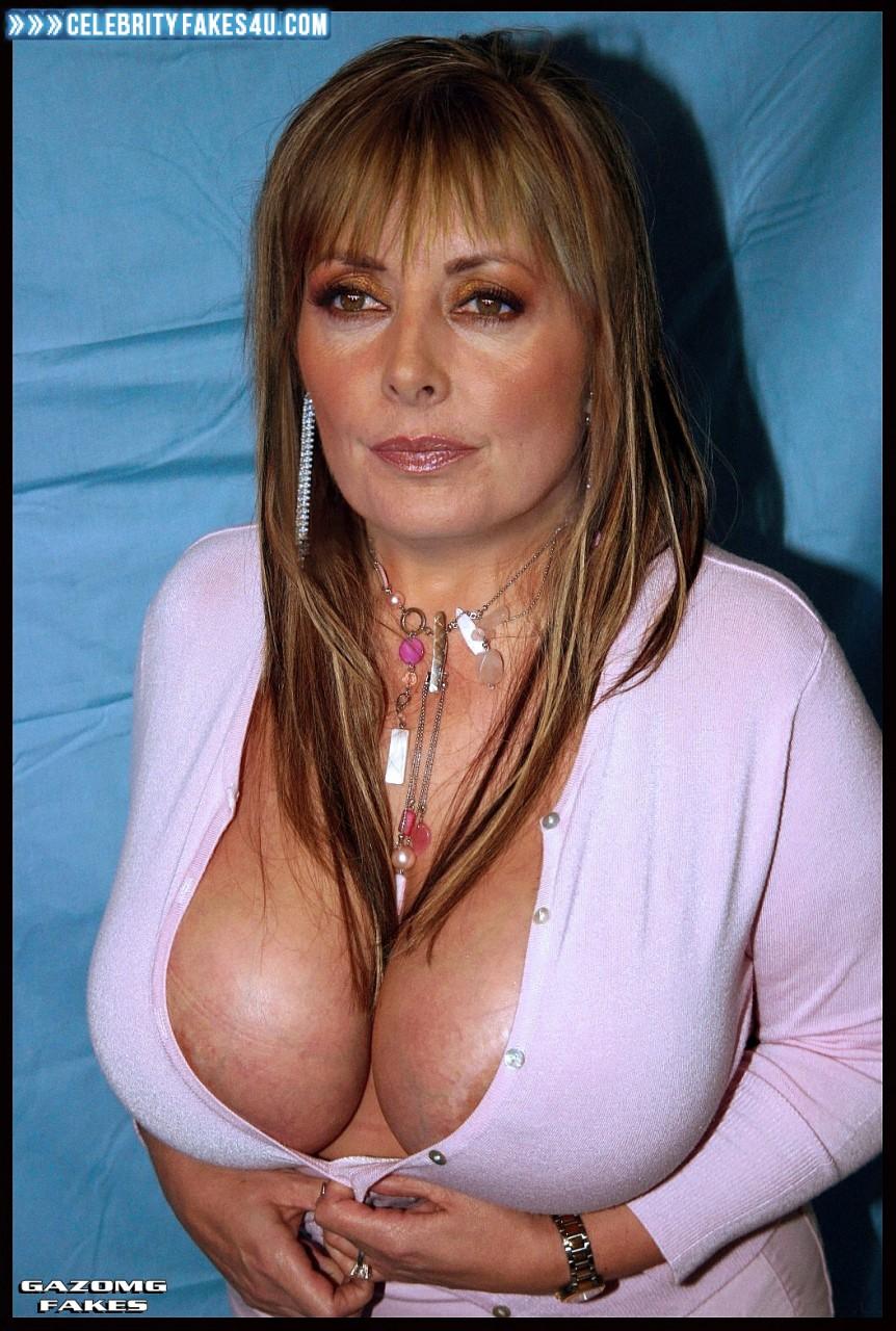 Carol vorderman tits porn fakes