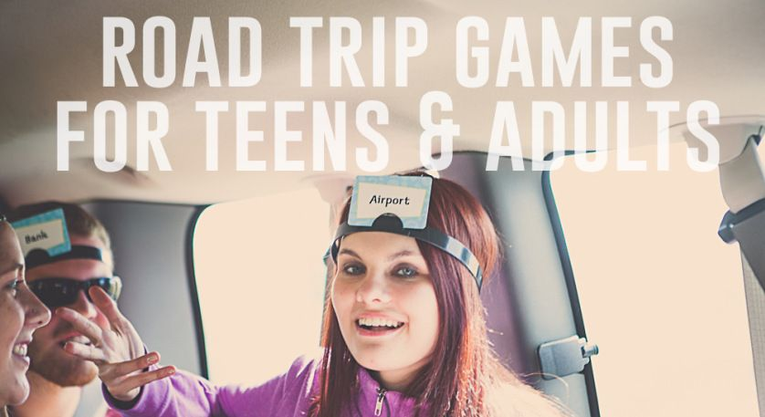 Bus travel games for teens