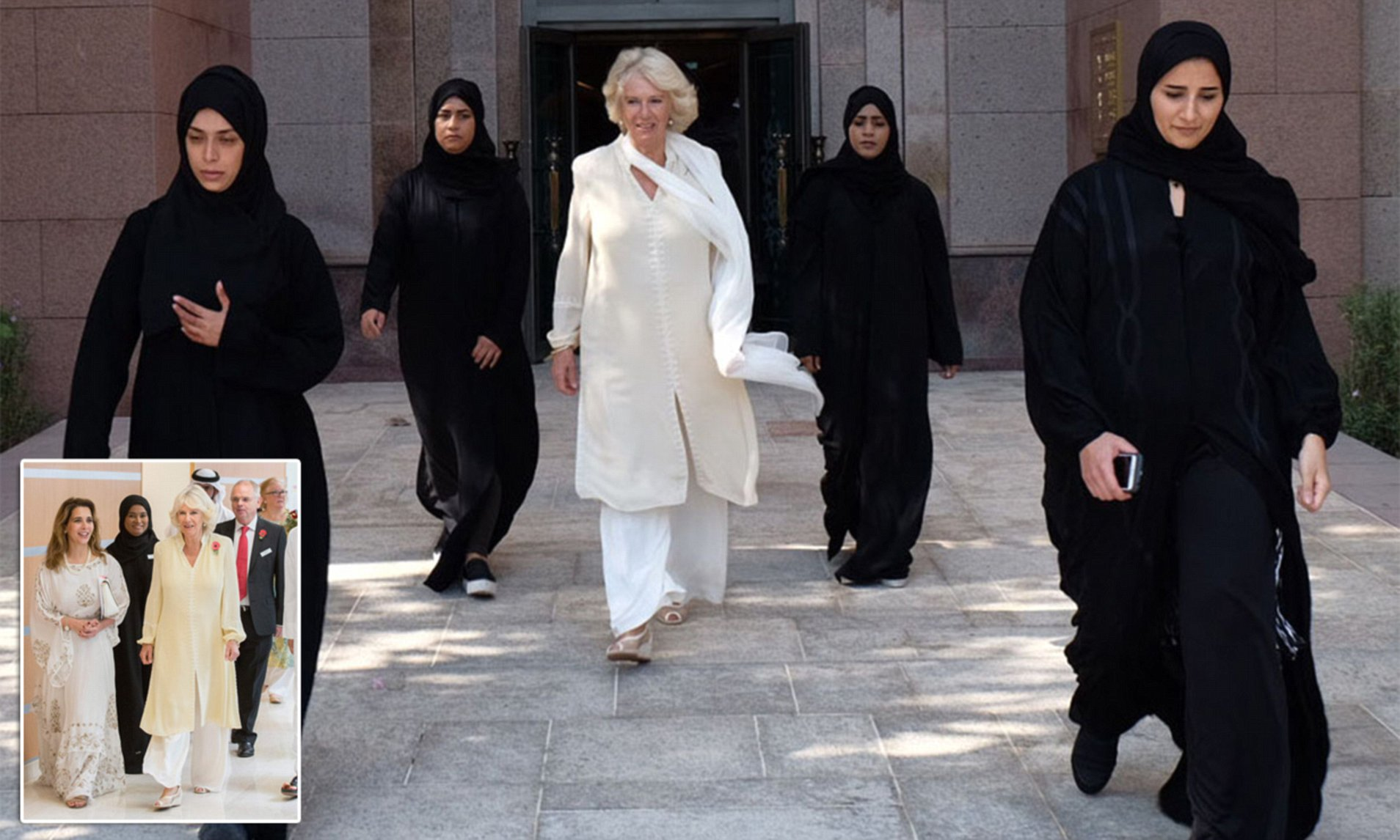 Nasty woman in abu dhabi