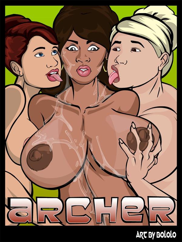 Archer cartoon nude girls