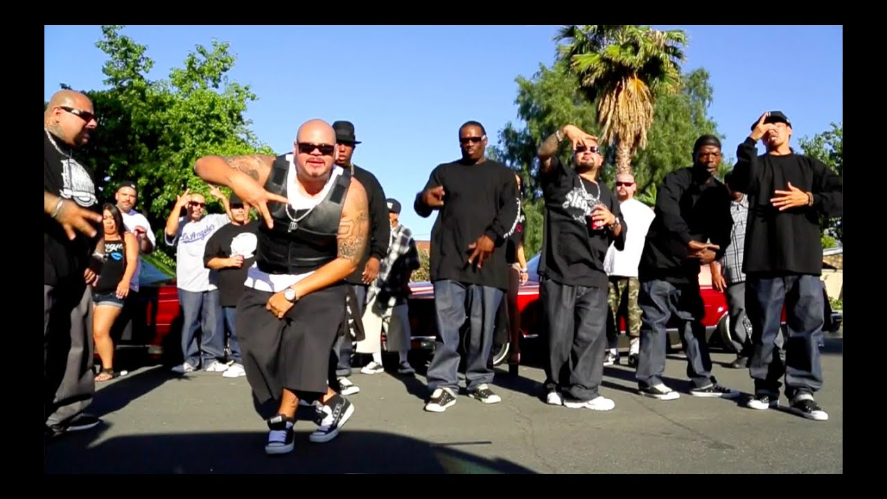 Midget in music video