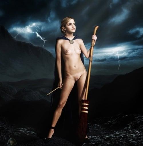 Emma watson in harry potter naked