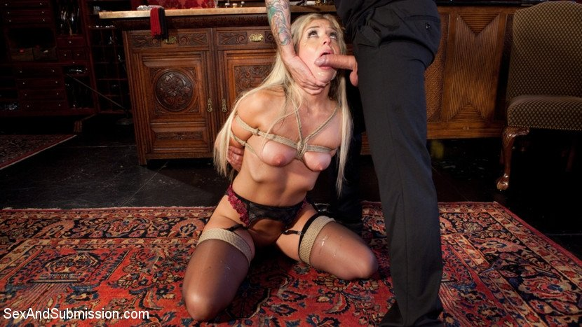 Sex and submission bondage