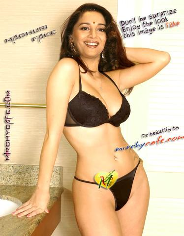 Nude video of madhuri dixit