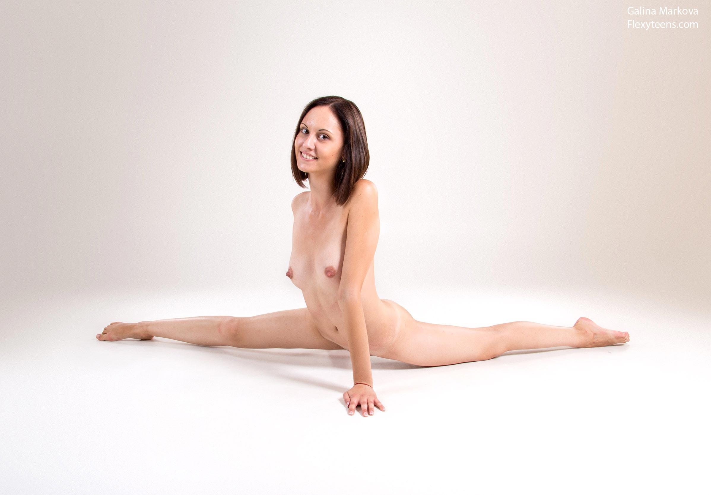 Erotic nude ballet dancers naked