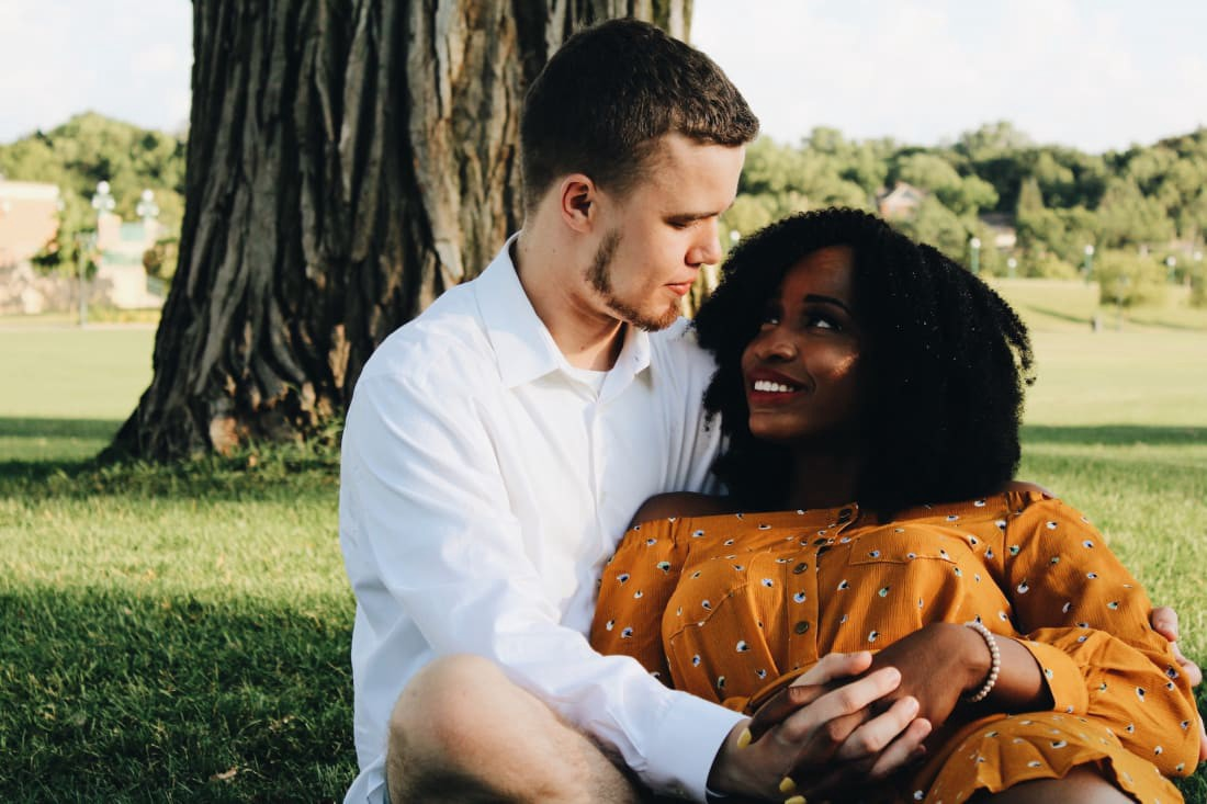 Interracial dating in the south