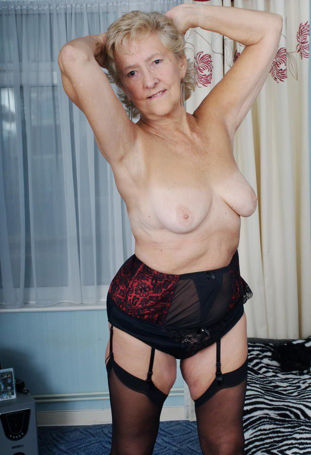 Hot 60 plus grannies