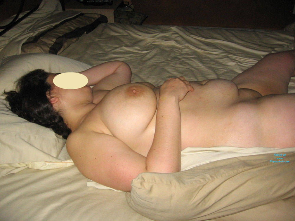 Wives passed out naked