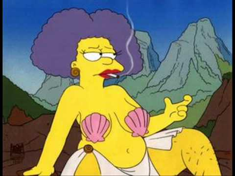 Sexy nackte simpsons patty und selma bouvie