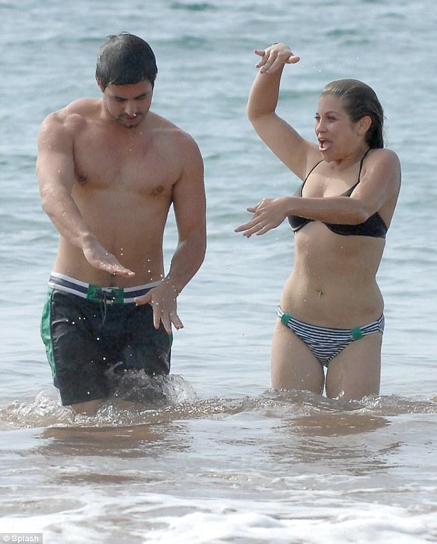 Boy meets world danielle fishel bikini