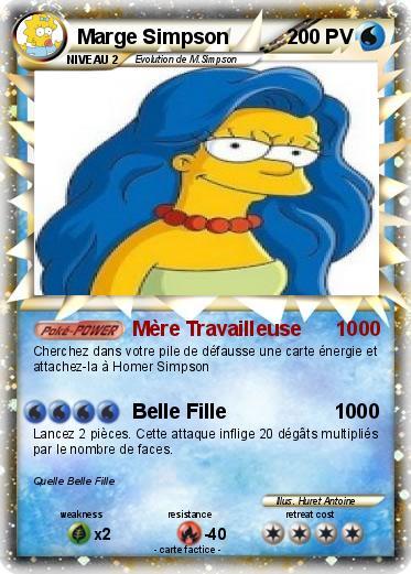 Simpson et pokemon nue