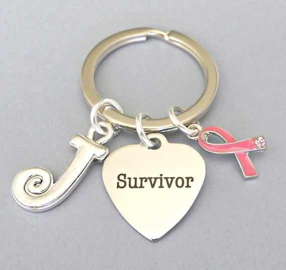 Personalized breast cancer survivor gifts