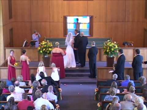 Nake flashing in church photos