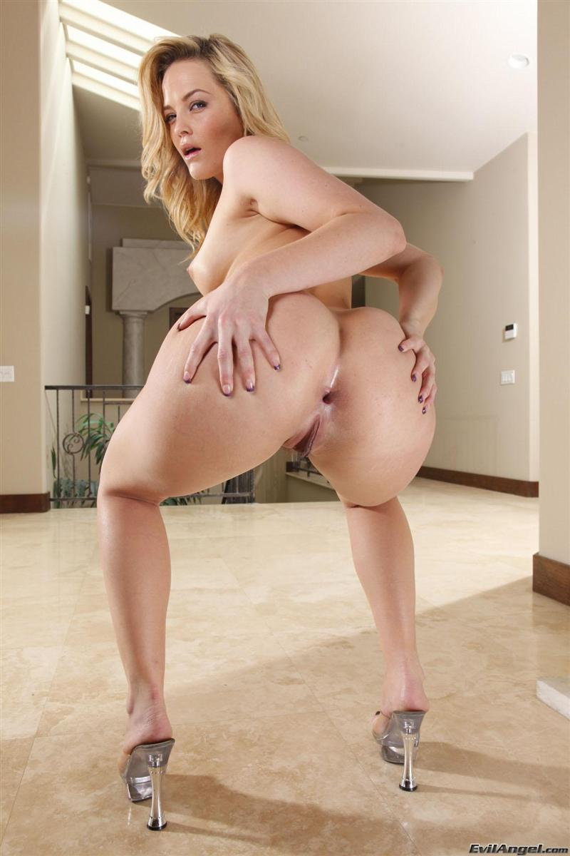 Alexis texas ass spread