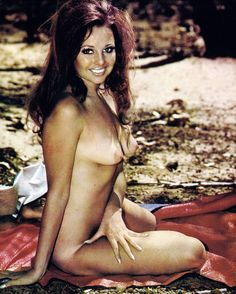 Brunette nude electric ladyland