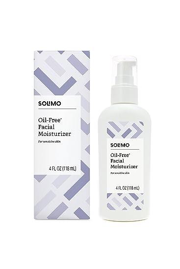 Oil free facial lotion