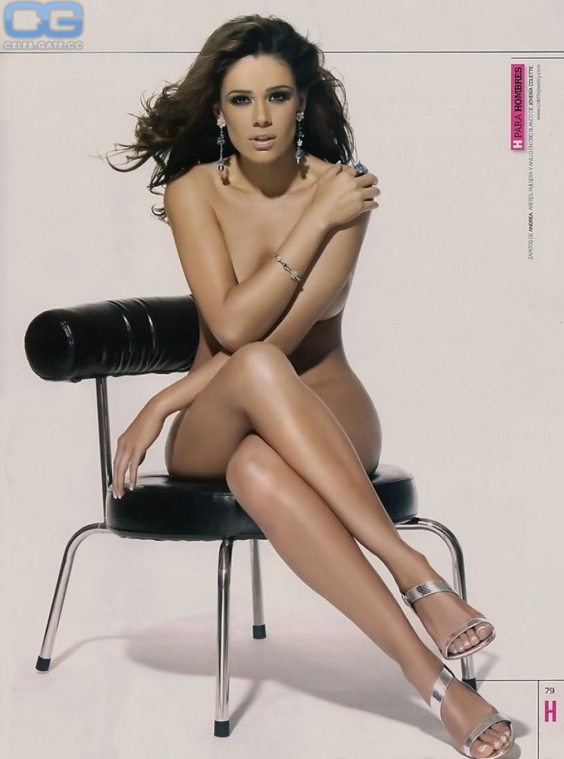Andrea gonzalez nude playboy