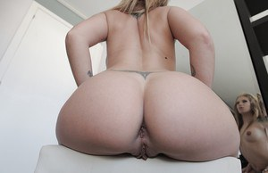 Butt of mari possa nude