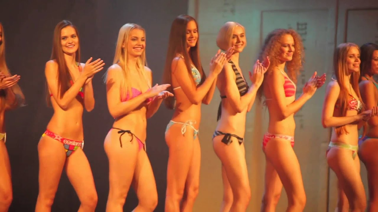 Miss french junior nudist beauty pageant