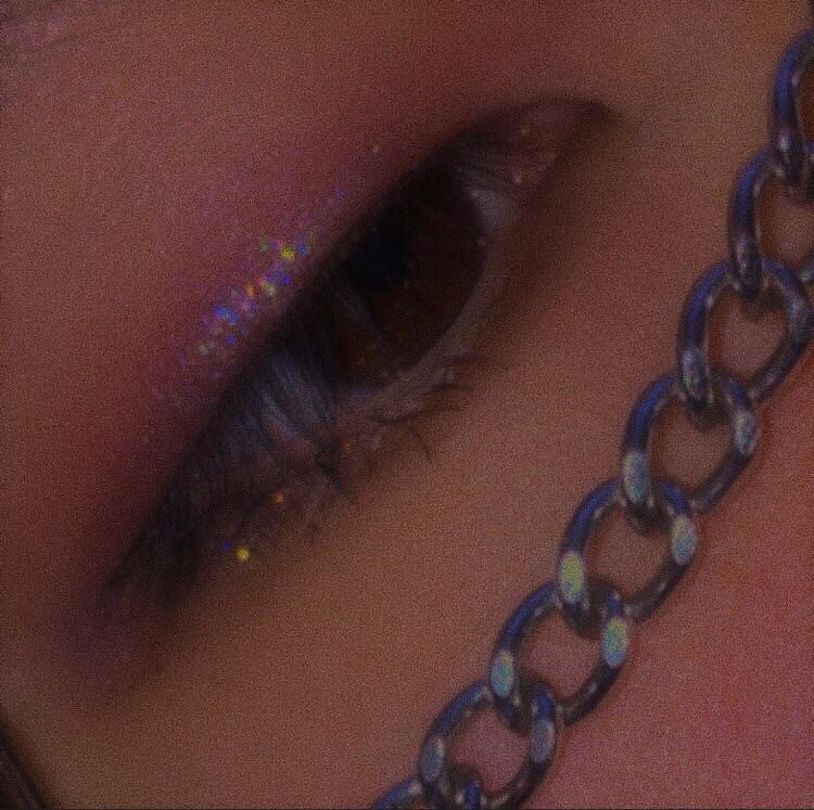 Lust in her eyes