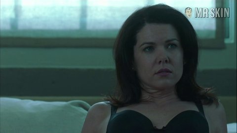 Lauren graham sex scene