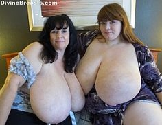 Big fat woman with big boob
