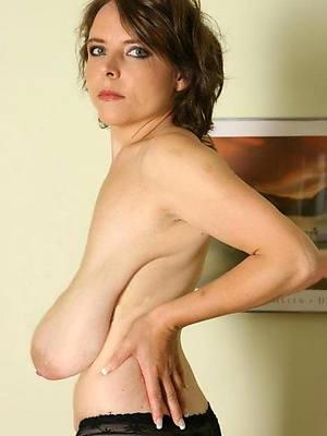 Low hanging tits saggy sagging boobs gif