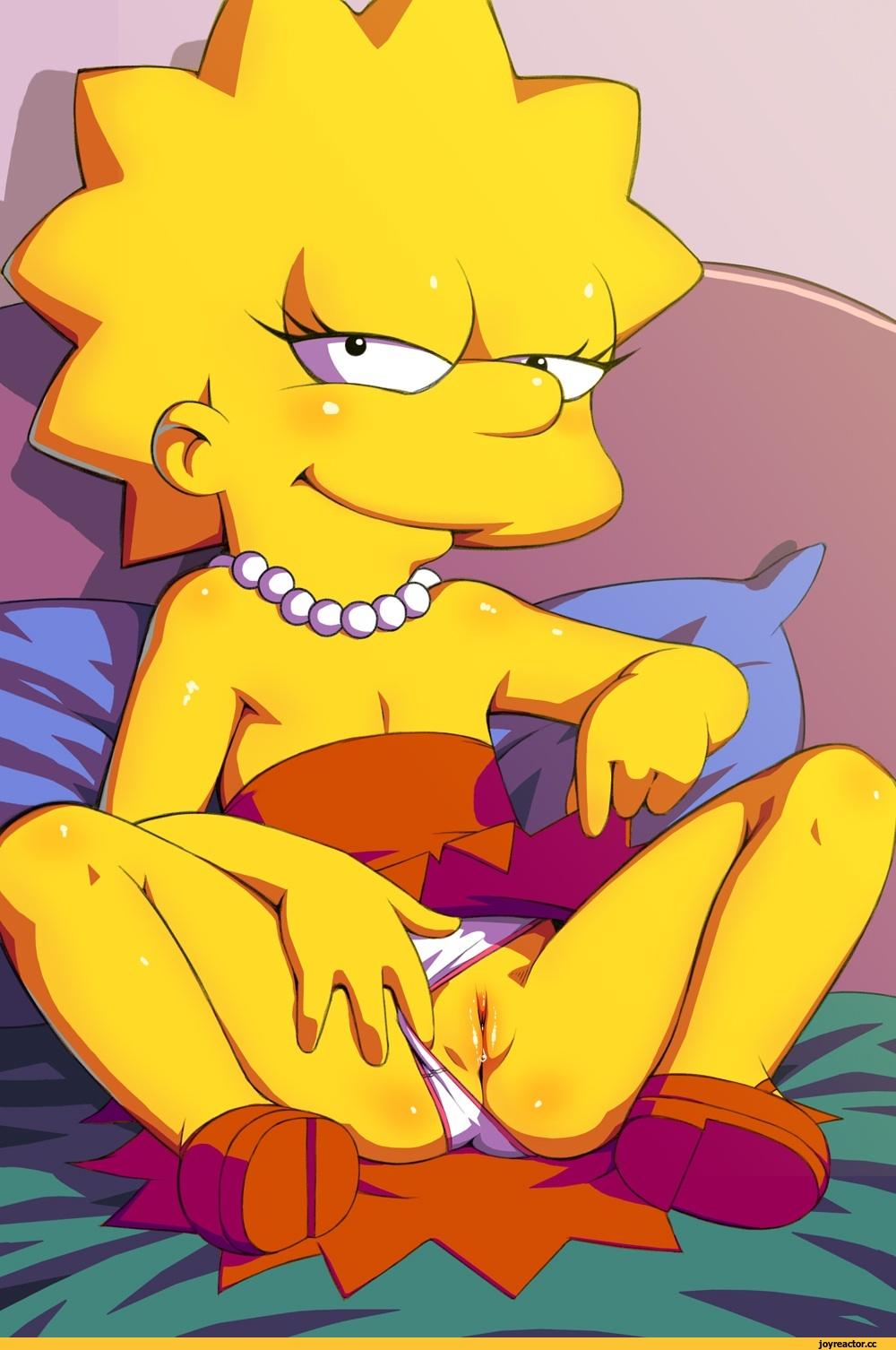 Lisa simpson sexy nu