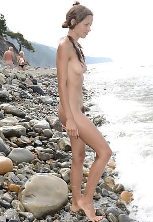 Nude girls public gallery