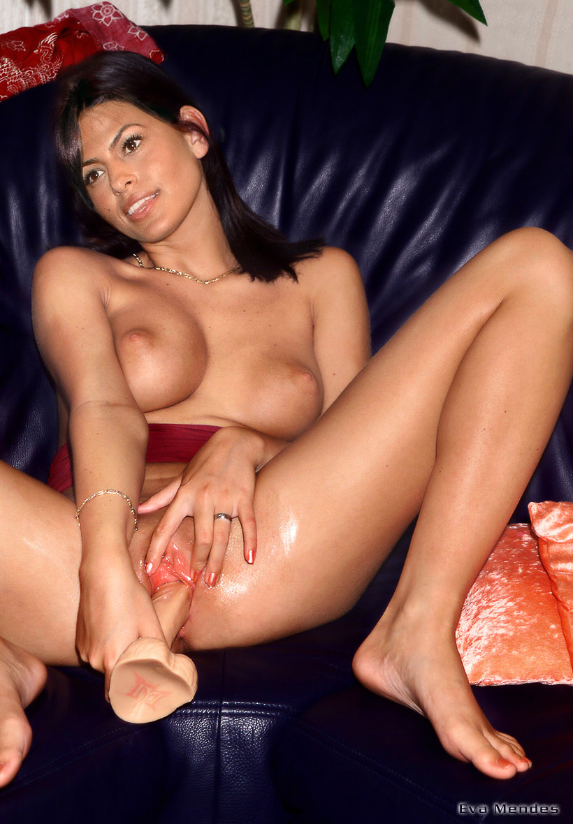 Eva mendes naked fakes